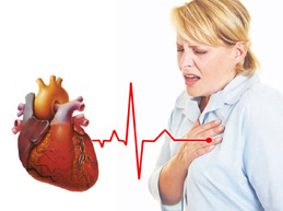 микроинфаркт у женщины
