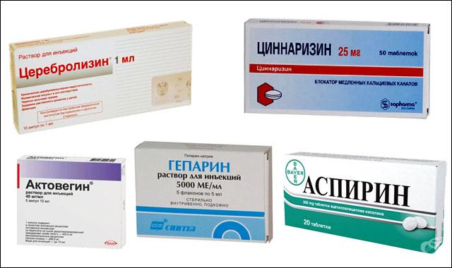 препараты, которые предотвращают образование тромбов