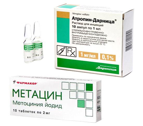 препараты для учащения сердечных сокращений
