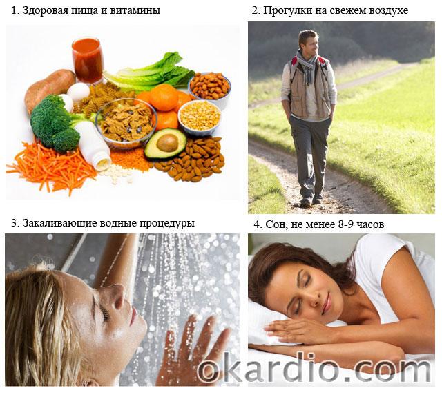 рекомендации по образу жизни при гипотонии