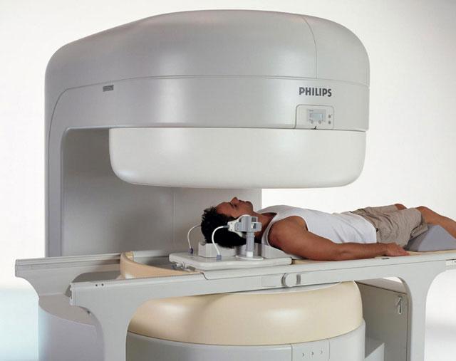 ангиография с помощью магнитно-резонансного томографа