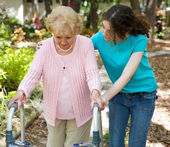 в период реабилитации очень важна поддержка близких людей
