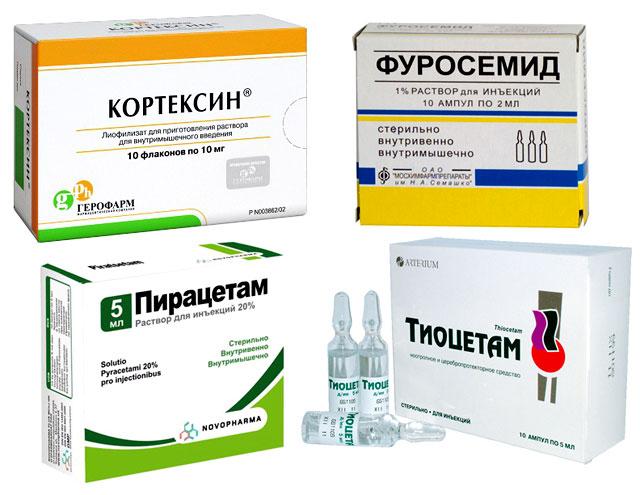 медикаменты, которые можно принять при инсульте