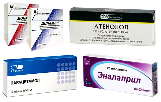 препараты, которые помогают в лечении геморрагического инсульта