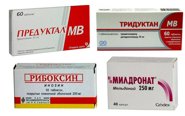 метаболические препараты