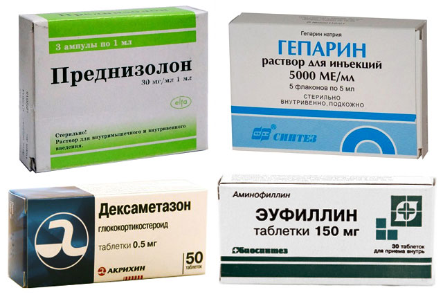 препараты при острой сердечной недостаточности