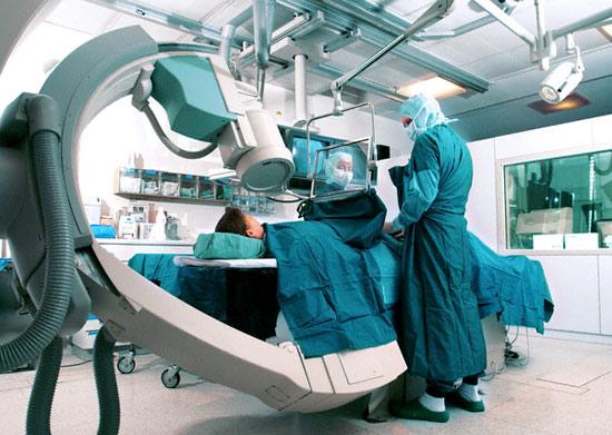 периферическая артериография
