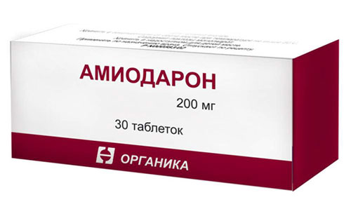 Препарат от аритмии сердца таблетки