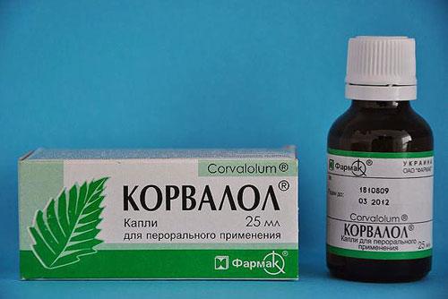 препарат корвалол