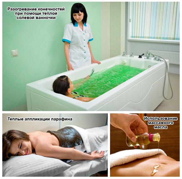 процедуры, которые облегчат восстановительный массаж