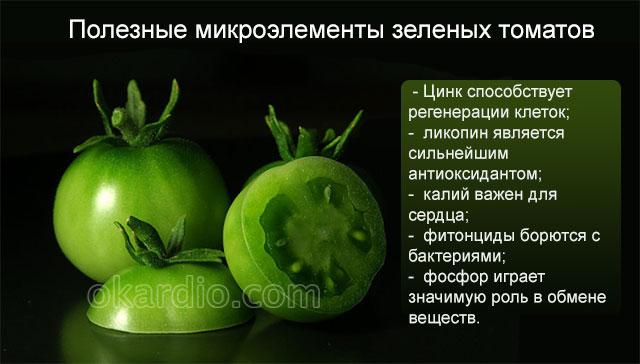полезные вещества в составе томатов