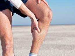 боль в икроножной мышце у мужчины