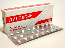 Обзор списка препаратов сердечные гликозиды: их плюсы и минусы