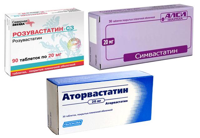 препараты-статины