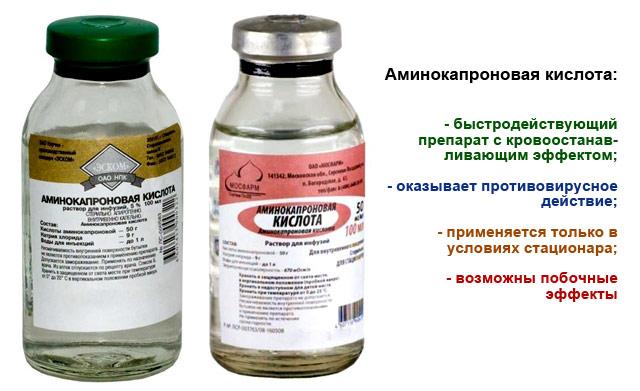 аминокапроновая кислота