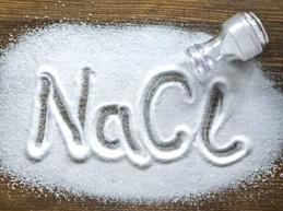 натрия хлорид – поваренная соль