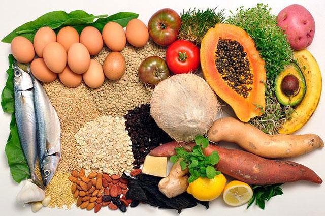 продукты для укрепления сосудов