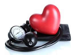 сердце и тонометр