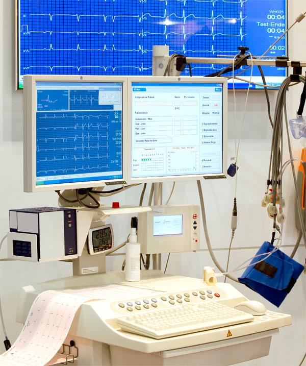 оборудование для обследования сердечно-сосудистой системы