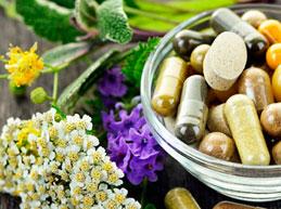 растения, используемые в народной медицине, таблетки и капсулы