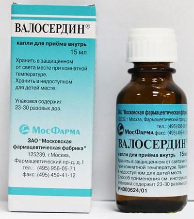 препарат Валосердин