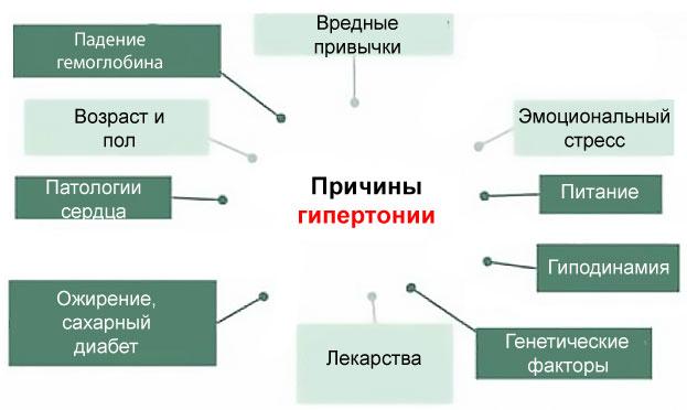 Изображение - Гипертония 3 стадии 3 степени риск 457-03