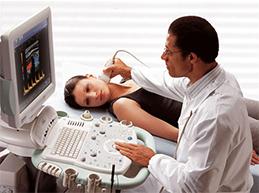 дуплексное сканирование сосудов шеи