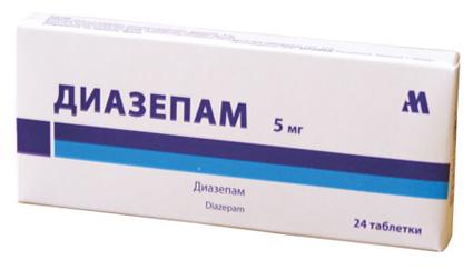 препарат Диазепам