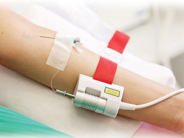 устройство внутривенного вливания