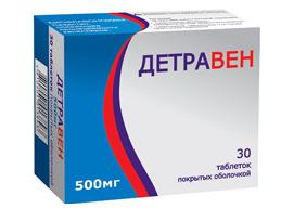 препарат Детравен