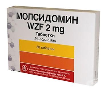 препарат Молсидомин