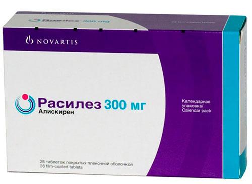 препарат Алискирен