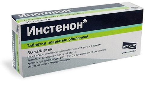препарат Инстенон