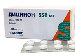 Обзор кровоостанавливающих таблеток: 4 препарата