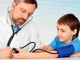 Какое должно быть артериальное давление у детей