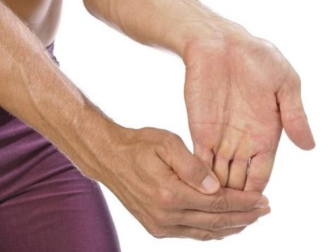 растяжка для пальцев и кистей