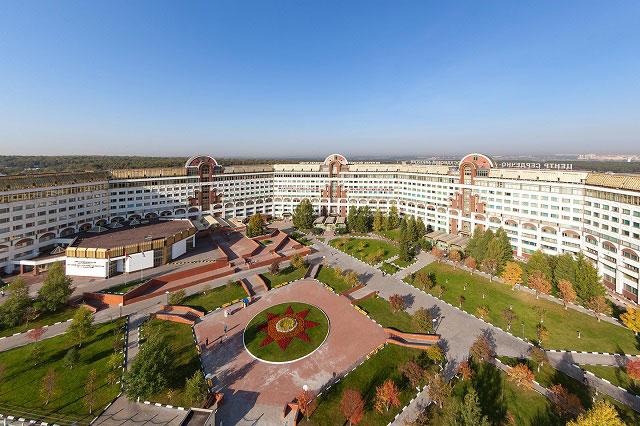 научный центр сердечно-сосудистой хирургии им. Бакулева в Москве