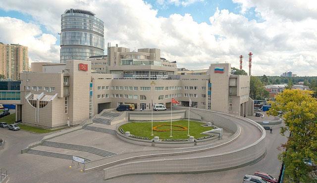 научно-исследовательский институт кардиологии им. Алмазова в Петербурге