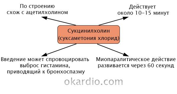 сукцинилхолин