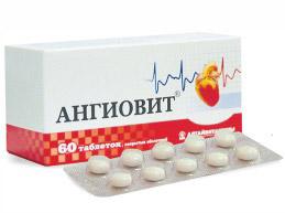 Препарат Ангиовит: общая характеристика, механизм действия, показания